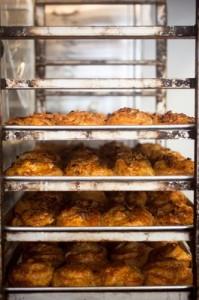 Shelves of Bread