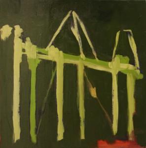 cranes painting