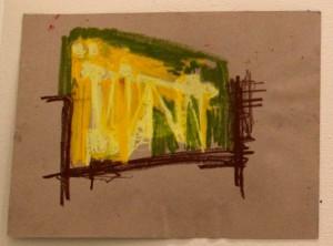 cranes sketch 2