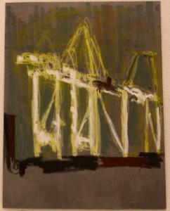cranes sketch 1